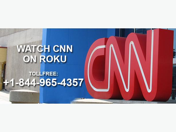 Get CNN on Roku Channel Store