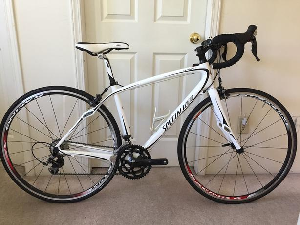 Specialized womens composite racing bike