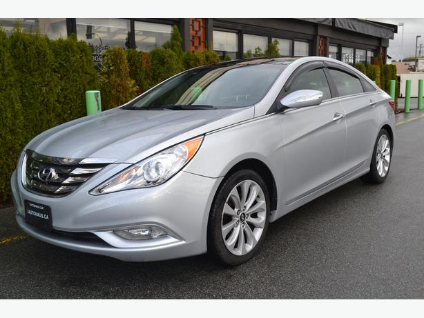 2012 Hyundai Sonata Limited //LEATHER//DUAL SUNROOF//