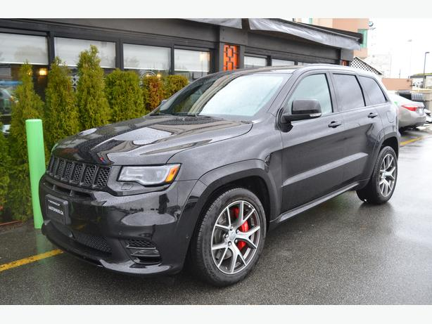 2017 Jeep Grand Cherokee SRT SRT8 // 475HP // JUST ARRIVED //