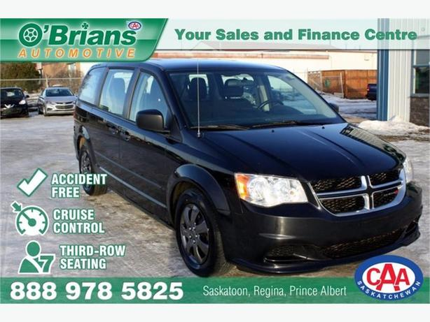 2016 Dodge Grand Caravan CVP - Accident Free!