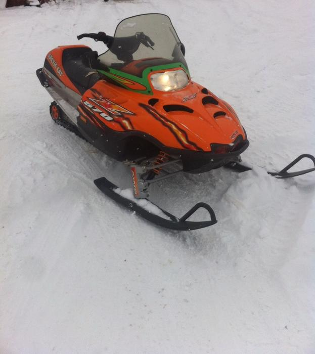 Arctic Cat Brandon