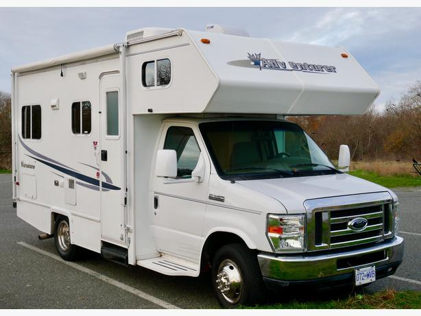 *PRICE JUST REDUCED* or best offer             2008 Adventurer 20' Motorhome