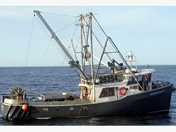 Longliner, Packer, Trawler For Sale - Hecate Strait No. 1