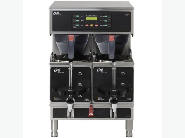Gemini Twin 1.5 Gallon Satellite Coffee Brewer