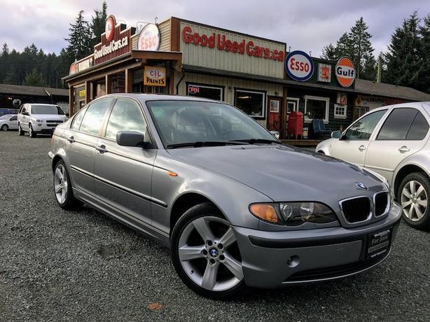 2005 BMW 325 - Luxury Sedan! RWD! Only 163,000 KM