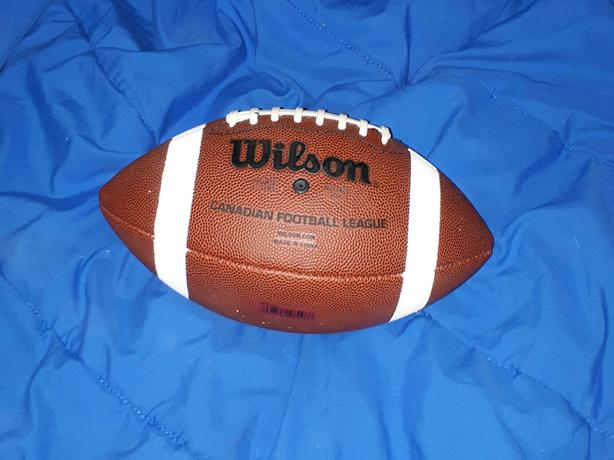 Wilson brand football