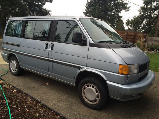 1992 VW EURO VAN