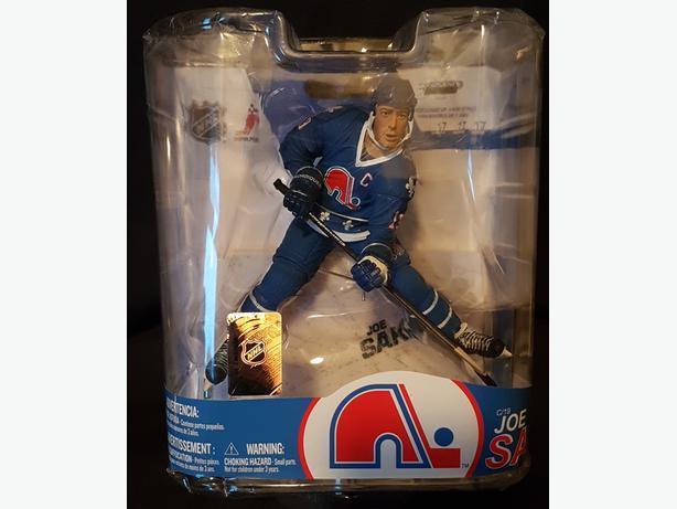 McFarlane Toys - Joe Sakic - Quebec Nordiques - NHL 17 series