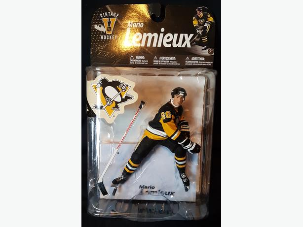 McFarlane Toys - Mario Lemieux - Pittsburgh Penguins - NHL Legends 8 series