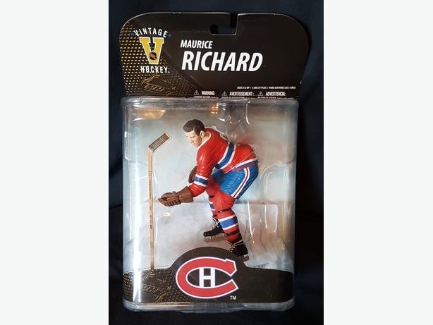 Maurice Richard - Montreal Canadiens - McFarlane Toys