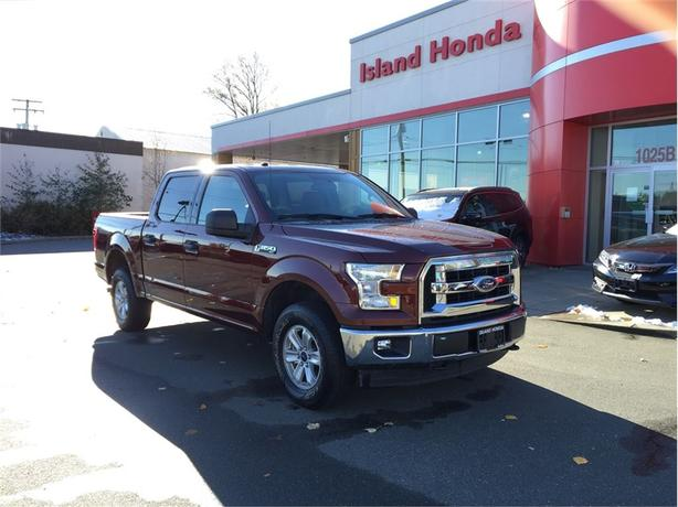 2017 Ford F-150 XLT | AUTO | 4X4 | REMOTE ENTRY