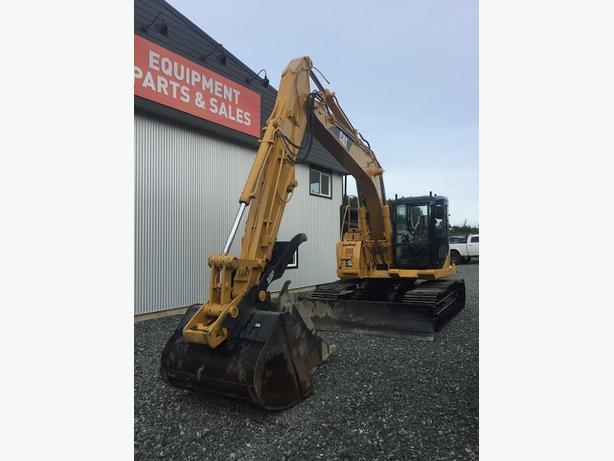Caterpillar 314C LCR Excavator