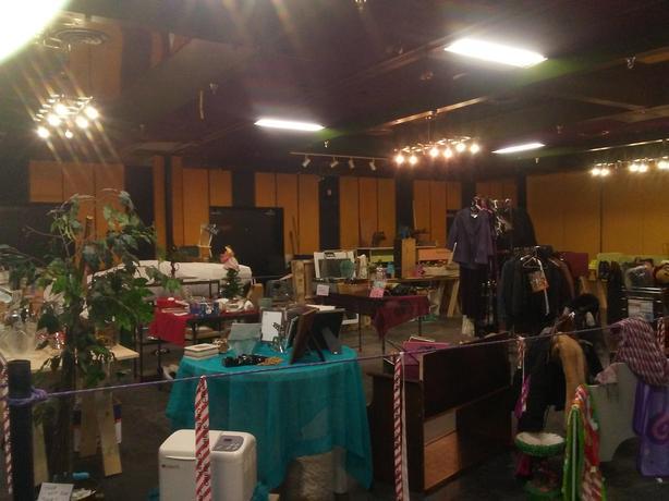Indoor Flea Market