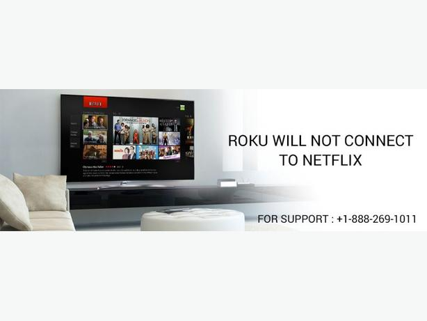 Guidance To Connect Netflix To Roku