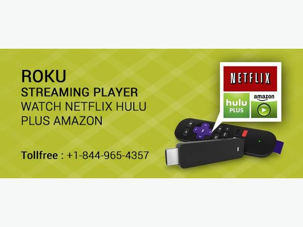 Netflix, Hulu, Amazon on Roku Streaming player