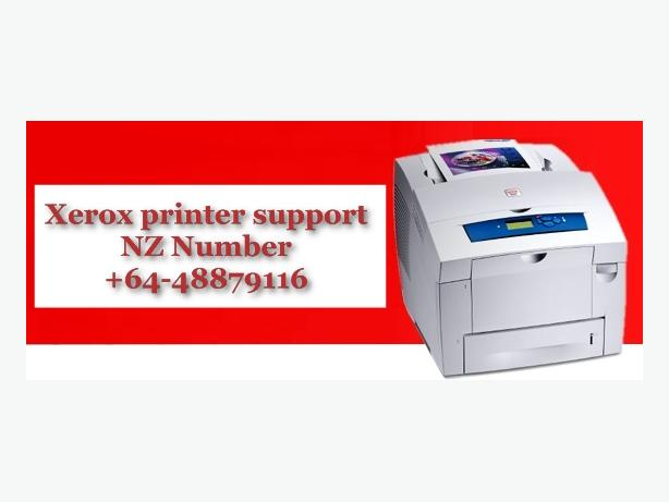 Xerox Printer Support Number +64-48879116