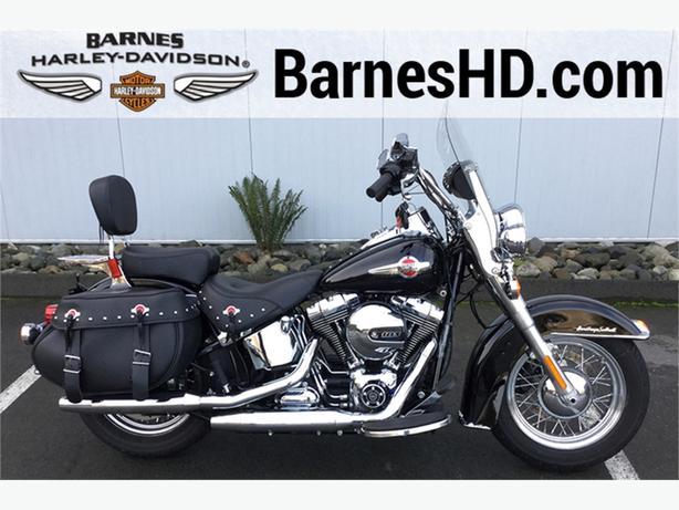 2017 Harley-Davidson® FLSTC - Heritage Softail® Classic