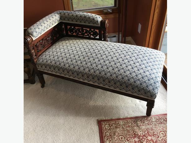 Antique, Adirondack, Victorian, Georgian, Vintage, Brass Furniture