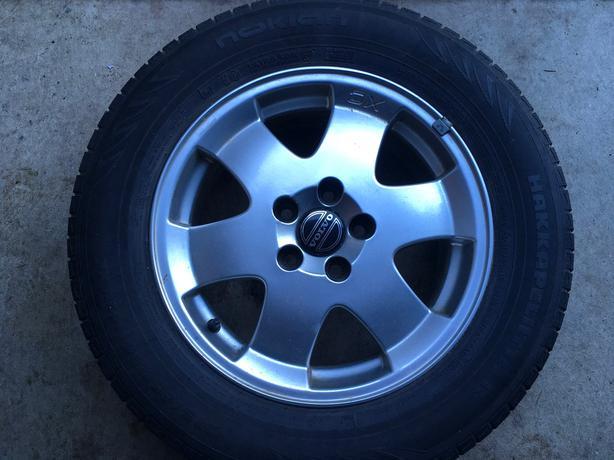 Volvo XC wheels