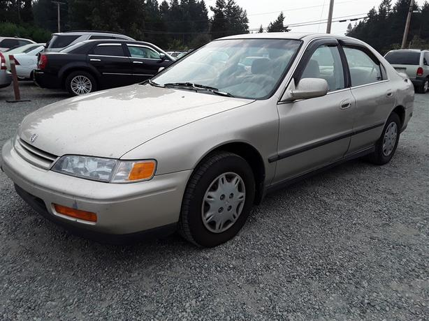 1995 Honda Accord - 12 units No Reserve Sold to the Highest bidder