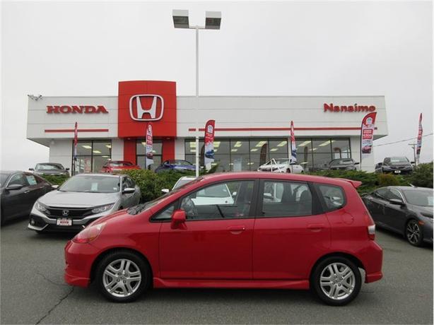 2008 Honda Fit 5dr HB Auto Sport