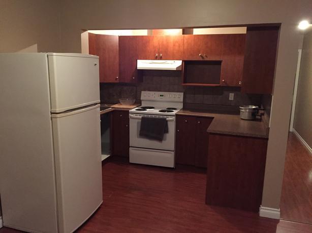 2 Bedroom Basement Suite for Rent $ 1400