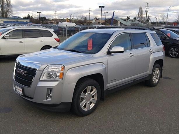 2013 GMC Terrain SLE-2 AWD 1 OWNER NO ACCIDENTS BC VEHICLE