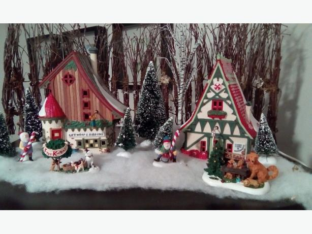 Department 56 Christmas Village