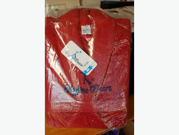 XL HOUSECOAT Still in package