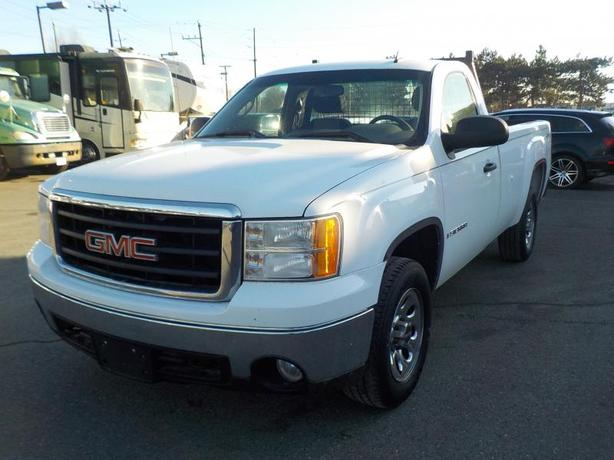 2008 GMC Sierra 1500 Single Cab Regular Box 4WD