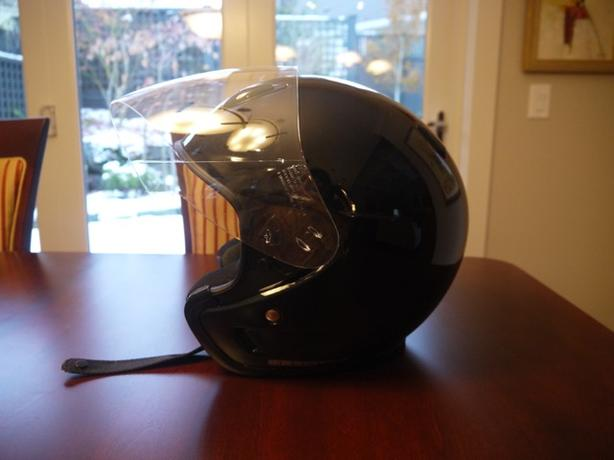 ZR Helmet for Motorcycle Use
