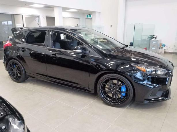 2017 Ford FOCUS RS for sale