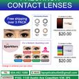 Progressive Lense $99 with Free frame!! It's big deal