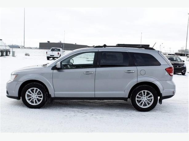 2015 dodge journey sxt accident free w third row seating outside south saskatchewan regina. Black Bedroom Furniture Sets. Home Design Ideas