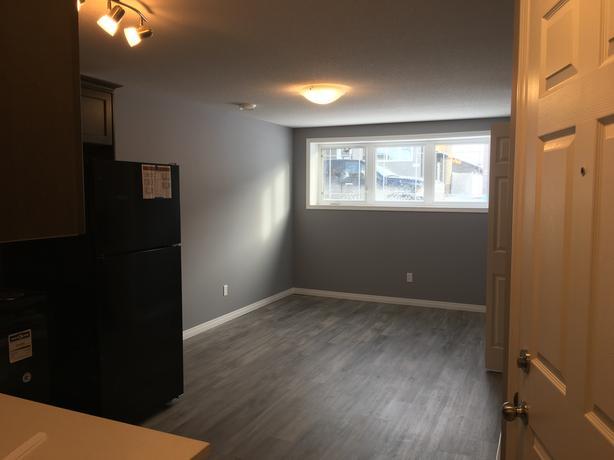 $850.    2 bedroom bungalow suite B