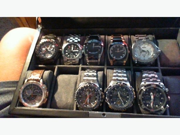 COLLECTABLE DRESS WATCH COLLECTION