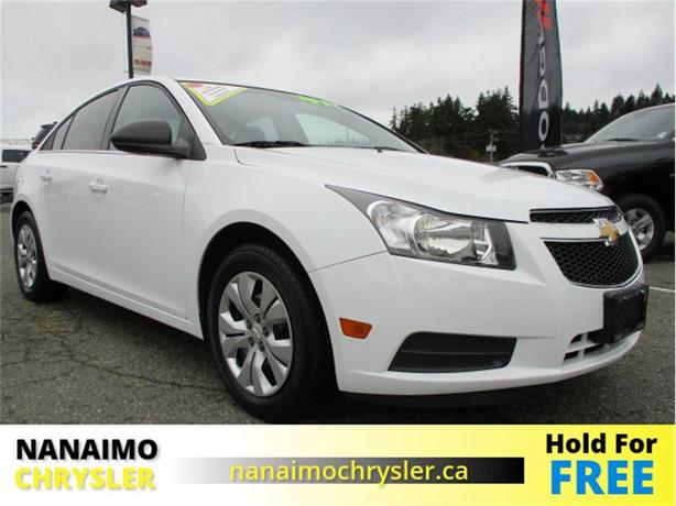 2012 Chevrolet Cruze LS BlueTooth Economical
