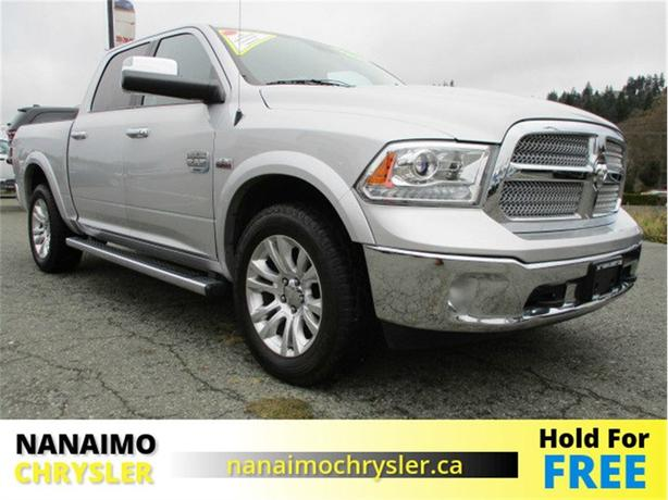 2013 Ram 1500 Laramie Longhorn Power Sunroof Navigation