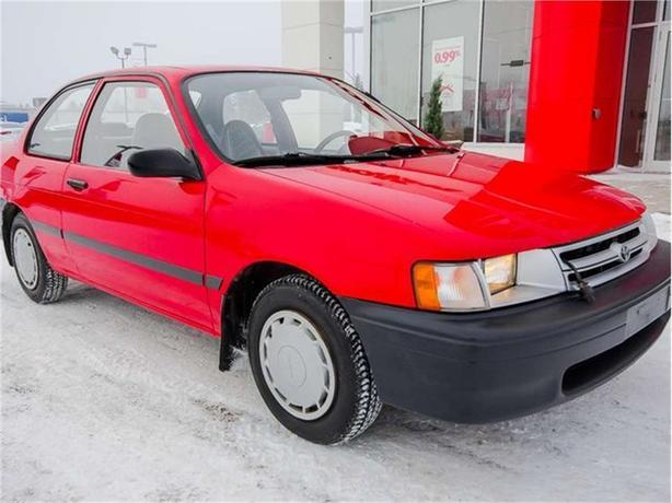 1994 Toyota Tercel Standard