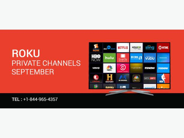 Watch Private Channels on Roku