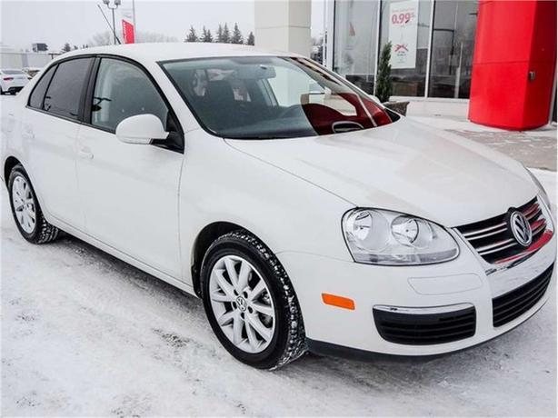 2010 Volkswagen Jetta 2.5L Trendline
