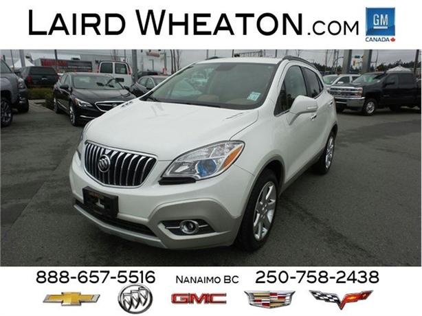 2015 Buick Encore Leather AWD, Back-Up Camera