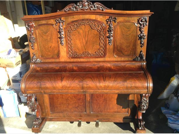 C H Schroder piano
