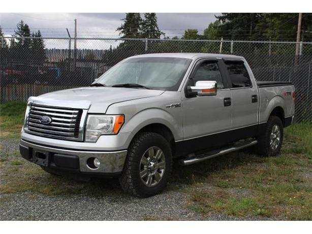 2010 Ford F-150 XLT 4x2 SuperCrew Cab 5.5 ft. box