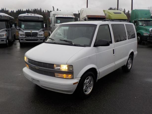 2005 Chevrolet Astro 8 Passenger Van