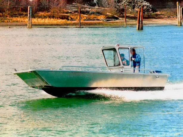 Sport Fishing Landing Craft For Sale - Pac Man