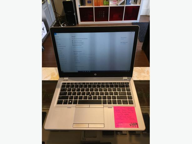 "14.1"" HP Elitebook i5 16GB 500 GB SSD w/ Warranty!"