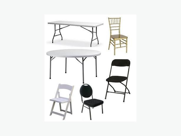 Banquet Tables wedding chairs chiavari chairs folding chairs