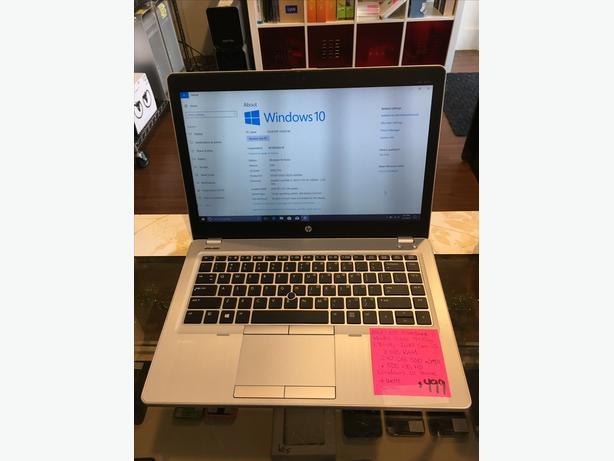 """14.1"""" HP Elitebook i5 8GB 240 GB SSD mSATA + 500 GB HD w/ Warranty!"""
